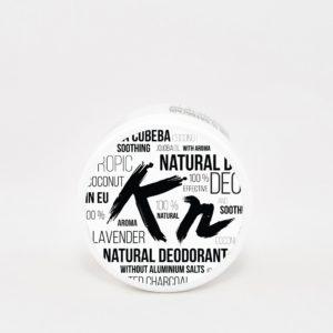 Deodorant natural